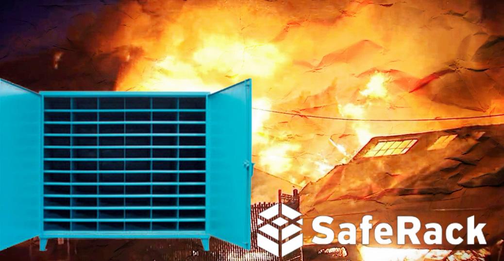 Industrial-Grade Outdoor Safety Cabinet Storage