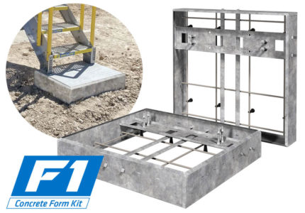 F1 Concrete Form Kit