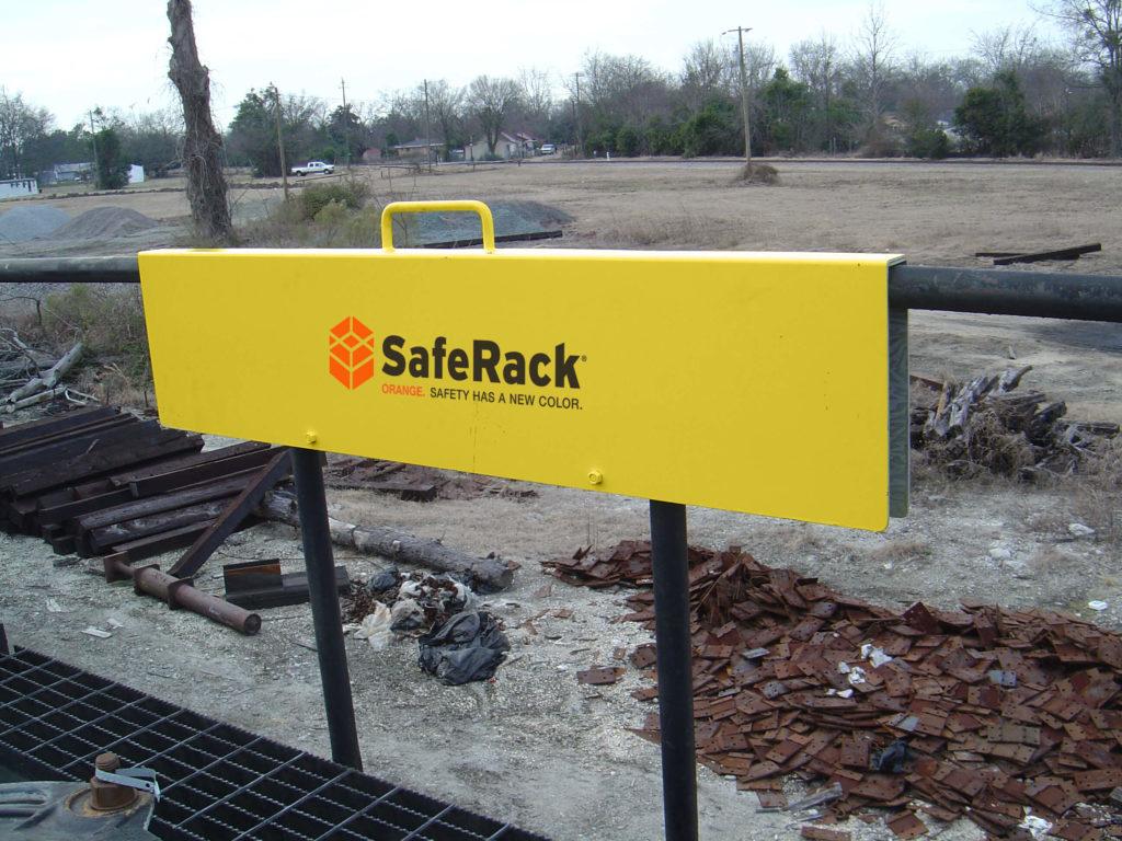 Safe Gate on Crashbox rail