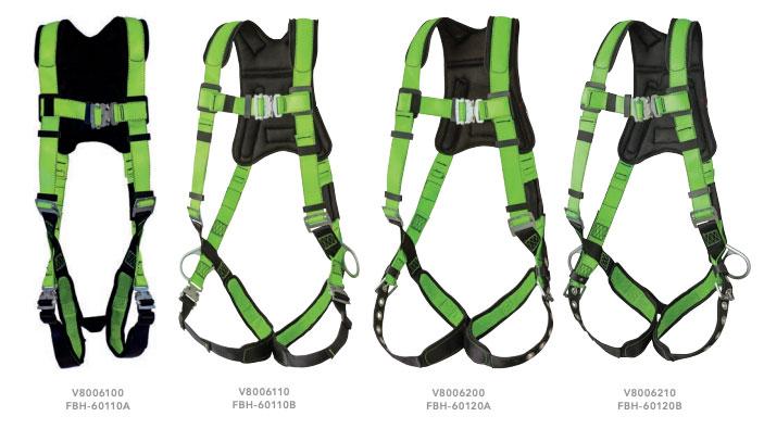peakpro full body harness