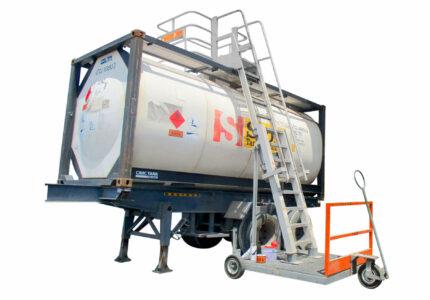 MAUI Tanker Ladders